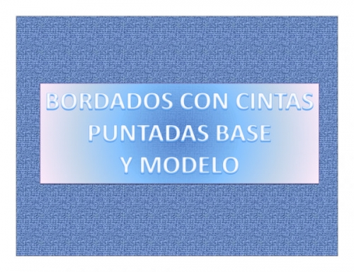 Documento Bordado con cintas - grupos.emagister.com