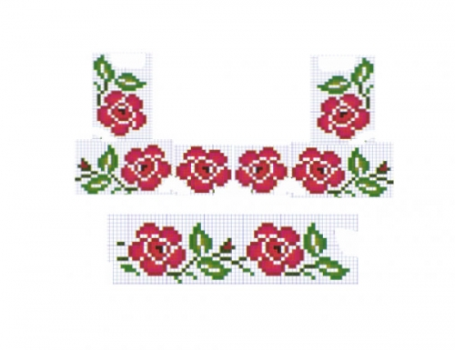 Imágenes de cenéfas flores - Imagui