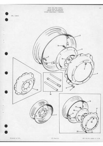 documento despiece tractor massey ferguson 165  2
