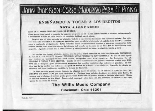 documento thompson curso moderno para el piano