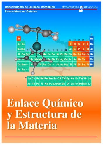 Documento libro de quimica enlace quimico y estructura for Resumen del libro quimica en la cocina