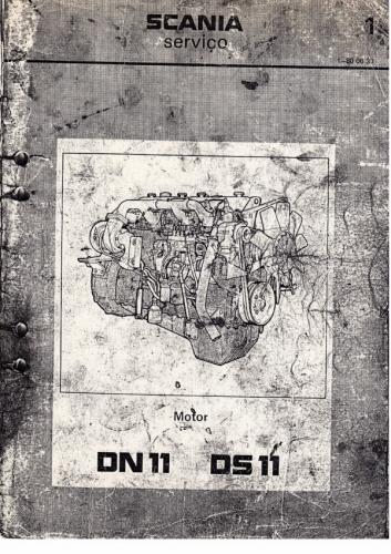 Fuentes de información manual scania 111