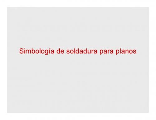 Documento simbologia de soldaduras - Grupo de soldadura ...