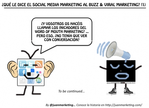 �Qu� le dice el Social Media Marketing al Buzz & Viral Marketing? (I)