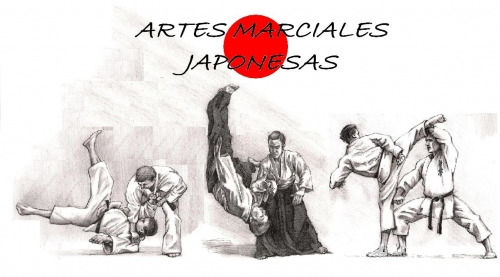 Imagen ARTES MARCIALES JAPONESAS  gruposemagistercom