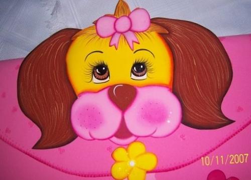 Imagen como adornar una carpeta con foami - Imagui