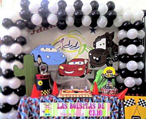 Imagen Cars Decoracion   Grupos