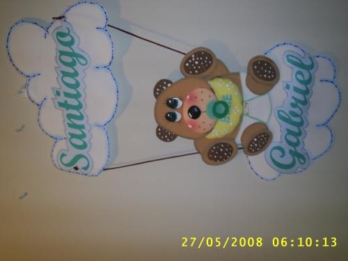 Imagen Cartel oso de bienvenida - grupos.emagister.com