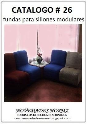 Imagen catalogo 26 como hacer fundas para sillones modulares - Catalogo de sillones ...
