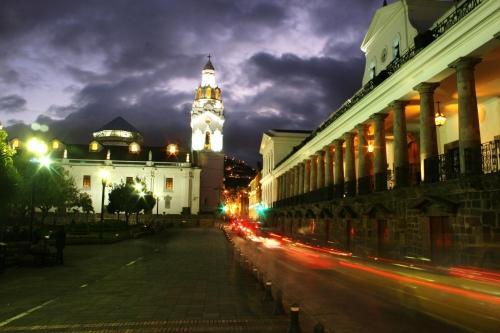 Centro Histórico Quito-Ecuador