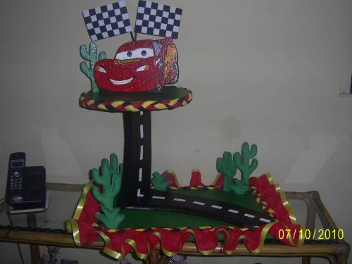 Como hacer una chupetera de cars - Imagui