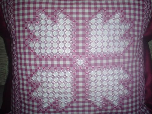 Cojines bordado espa�ol