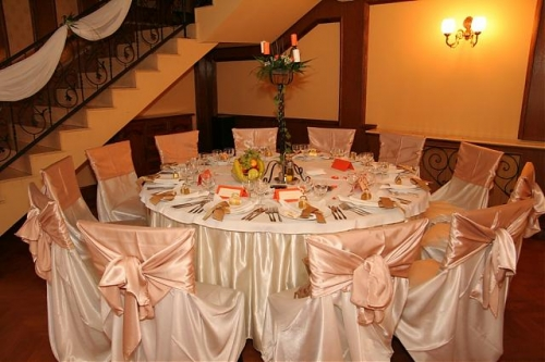 Imagen decoracion de salon de bodas for Decoracion salon boda
