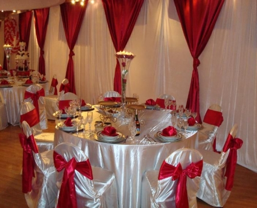 Pin decoracion de salon bodas 351033 t0jpg on pinterest - Decoracion de salones para fiestas ...