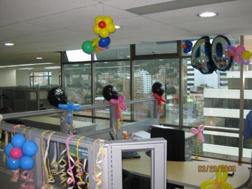 Decoracion Oficina Cumplea?os Mujer ~ Imagen decoracion oficina (cumplea?os empleada)  grupos emagister