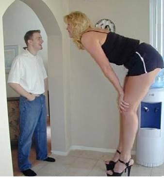Detras de un buen hombre siempre hay una gran mujer