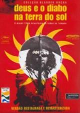 DIOS Y EL DIABLO EN LA TIERRA DEL SOL-Galuber Rocha