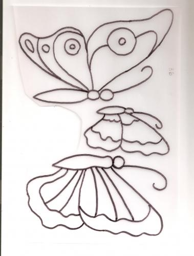 Imagen dise os lineales mariposas superpuestas faroles for Disenos de faroles