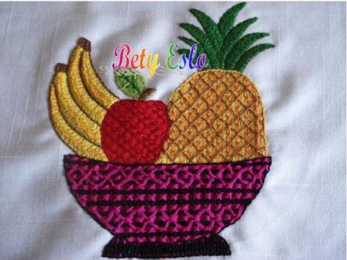 Fruteros en dibujo - Imagui