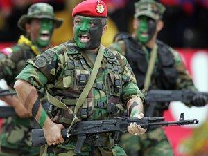Fuerzas Especiales del Ejercito de Venezuela