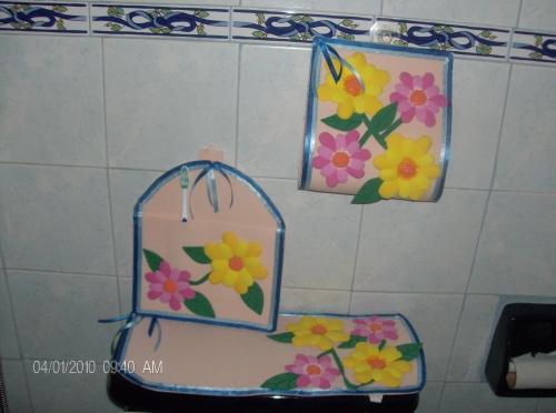 Juegos De Baño Fotos:Imagen juego de baño en foami – gruposemagistercom