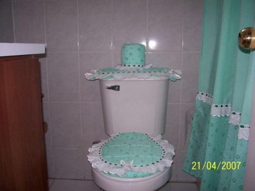 Baño Color Verde Agua:Imagen JUEGO DE BAÑO VERDE AGUA (foto 1 ) – gruposemagistercom