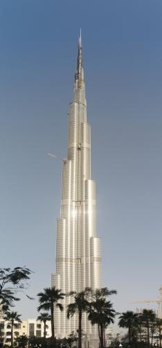 le burj dubai el edificio mas alto del mundo