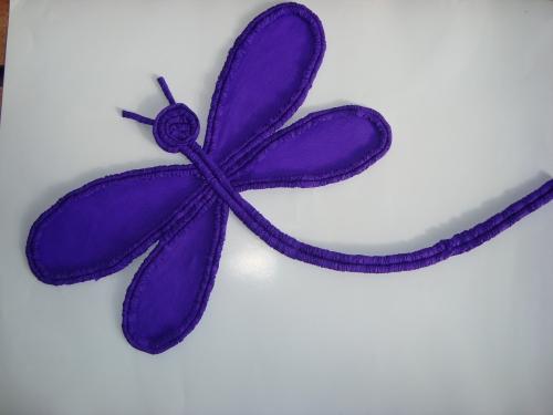 Manualidades en crepe corrugado imagui for Manualidades con papel crepe