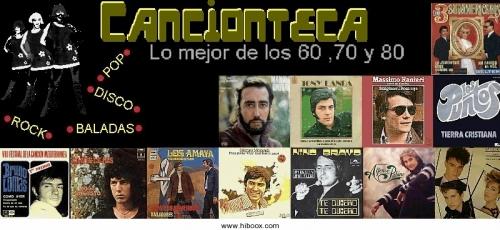LO MEJOR DE LOS 60,  70  Y   80.