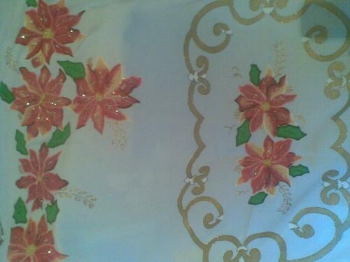 Imagenes De Motivos Navidenos Para Pintar En Tela.Motivos Navidenos Para Pintar Manteles Imagui