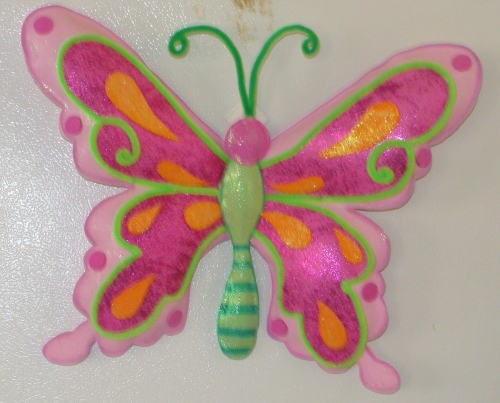 Mariposas en fomi - Imagui