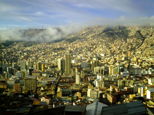 Imagen Paisaje Urbano