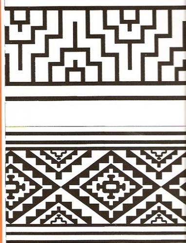 imagen patrones de dise os tnicos para brasaletes