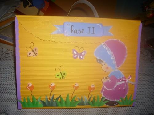 Como hacer un portafolio escolar - Imagui