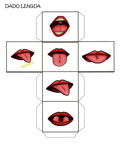 juegos con la lengua: