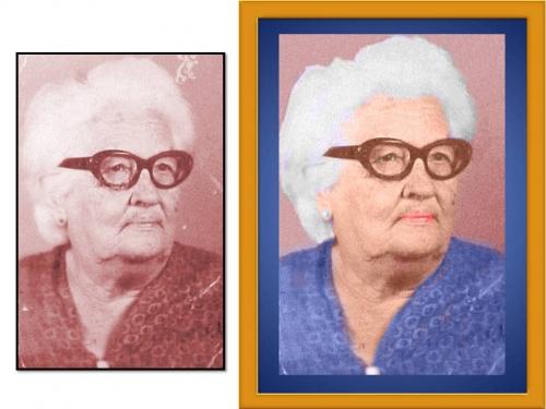 Retoque a abuela amada No. 2