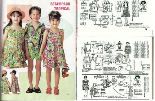 Moldes de ropa para niños en polar gratis - Imagui