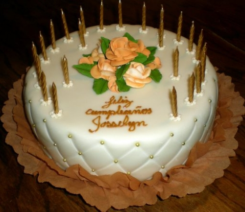 Foto de tortas de cumpleaños - Imagui