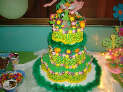 Torta de campanita - Imagui