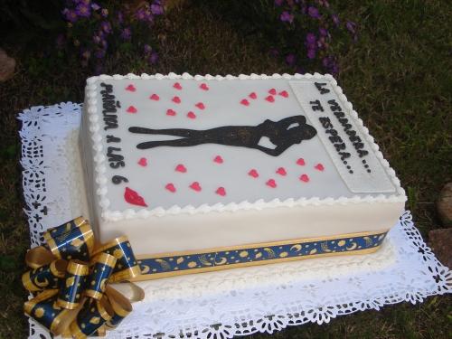 Imagen torta para hombres x - grupos.